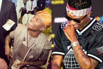 As He Sets To Drop Essence Video Today, See The Funny Tweets Wizkid Fans Are Posting On Twitter